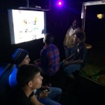 Action and excitement meet pure comfort in the Galaxy Game Truck!