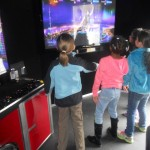 Our exclusive Action Station is song & dance heaven!